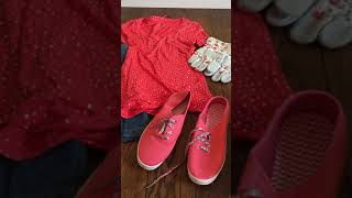 OCC Shoebox #12 of 2018 (Girl Age 10-14)