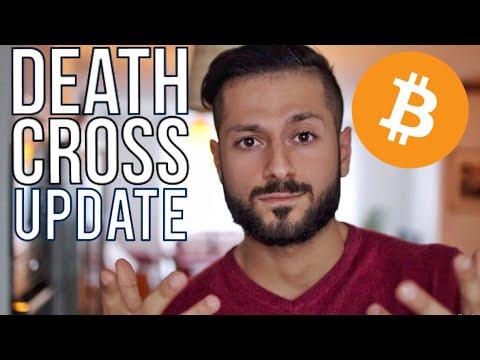 Bitcoin LANGWEILIG?   DEATH CROSS Update   Binance Verbot  DIETBitcoin
