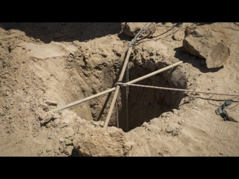 Israel discovers extensive Hamas tunnel network