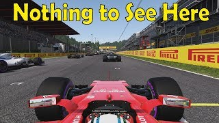A Very Boring Online Race | F1 2017 *Clickbait*