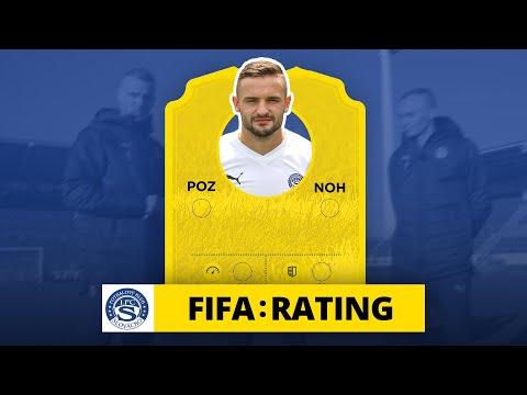 FIFA Rating - 1. FC Slovácko