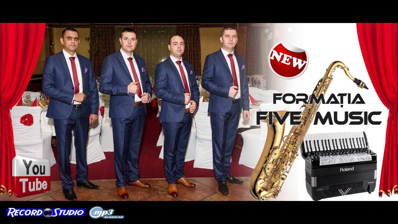 Formatia FIVE Music ( Relu Trusca ) Drobeta Turnul Severin | Colaj Instrumental  LIVE