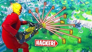 Top 5 Fortnite Season 9 Hackers CAUGHT IN THE ACT