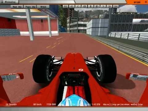 GP Monaco 2010 - SM5 - 4 pity na 4 okrążeniach z rzędu