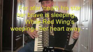 RED WING  POLKA (An Indian Fable)