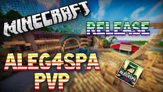 Release AleG4SPa PVP - La mia Texture Pack + DOWNLOAD
