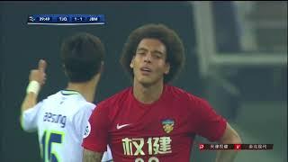 2018 AFC CL   Groups E  Round 4   Tianjin QuanJian vs Jeonbuk Hyundai Motors