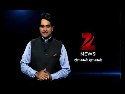 Zee News Renowned Anchors take you through Day's BIG STORIES