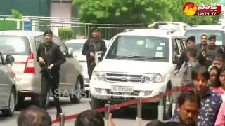 Rajnath Singh visits Atal Bihari Vajpayee at AIIMS - Watch Exclusive