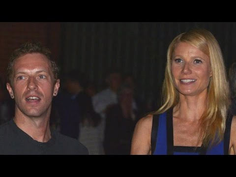 Chris Martin 'Happy to Be Alive' After Gwyneth Paltrow Split