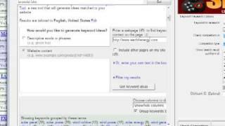 Keyword Research (finding niche keywords FAST)