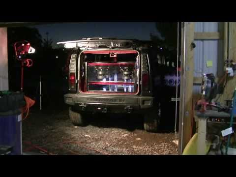 Crazy Hummer 6) SMD 18s Meter and playing