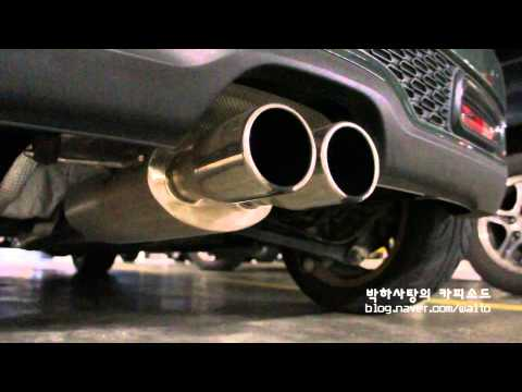 MINI EXHAUST CLIPS / R56 MINI Cooper S aFe Catback Review