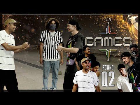 Team KOSTON vs Team SHANE Round Two: GAME OF O.U.T.  |  SLS GAMES