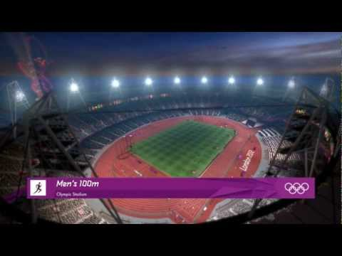 London 2012 - The Official Game | 100m World Record!