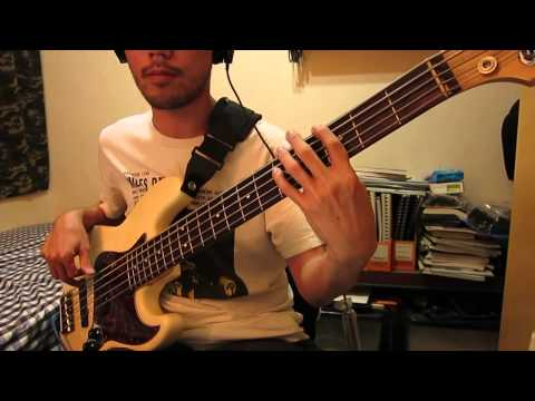 Audioslave - Revelations (Bass Cover)