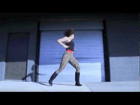 Erica Rahola | Cash Out Feat. Wale - Hold Up | Choreography video