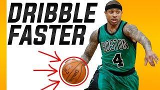 5 Keys How to Dribble Faster: Basketball Dribbling Tips