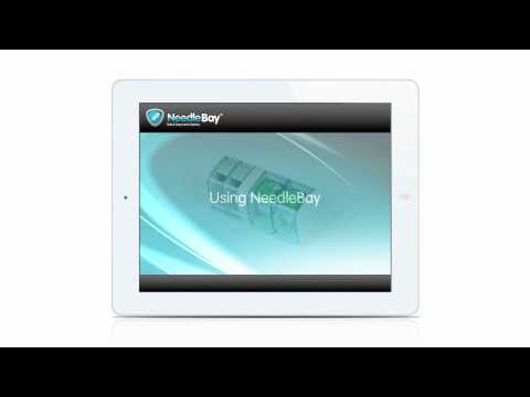 NeedleBay Product Video - Diabetes Care Technology