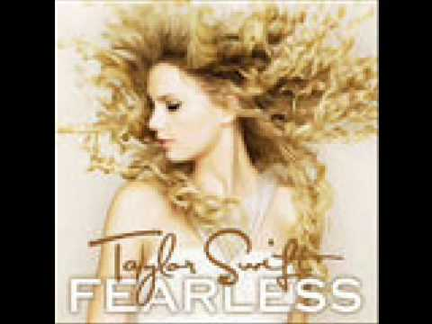 Taylor Swift The Way I Loved You with lyrics