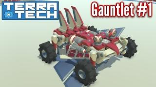 TerraTech | Part 1 | Racing Car! | Gauntlet Mode Gameplay