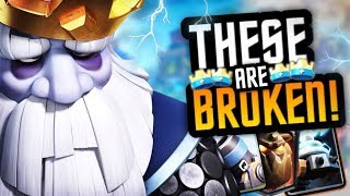 BROKEN: 10 Cards That Need Balance IMMEDIATELY in Clash Royale!