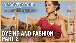 Assassin's Creed Discovery Tour: Dyeing and Fashion | Ep. 2 | Ubisoft [NA]