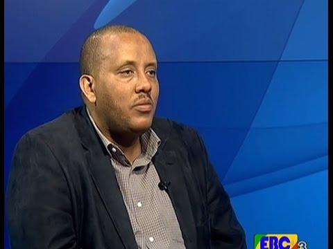 EBC Interview With Ethiopian Government Communication Affairs Office Minister On Current Affairs.