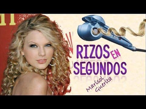 RIZOS Lindos en segundos con  Babyliss PRO MiraCurl Review y Demo