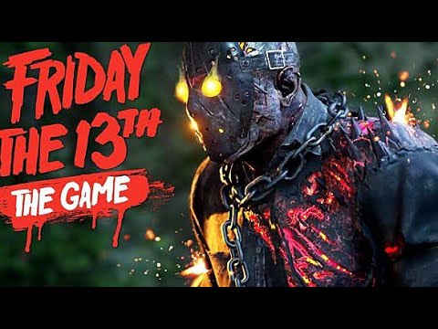 Friday the 13th the game stream come chill and chat