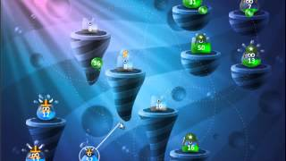 JellyGo! Walkthrough : Level 52 (3 Stars)