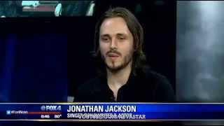 GH JONATHAN JACKSON RETURNS AS LUCKY INTERVIEW General Hospital Luke Spencer Anthony Geary 6-29-15