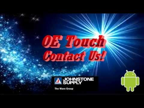 OE Touch Contact Us - Android