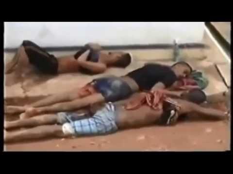 Cambodia : Massacre at Battambang Prison I