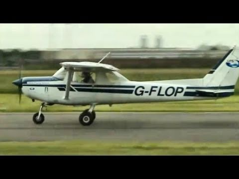 Cessna take-off and landing training