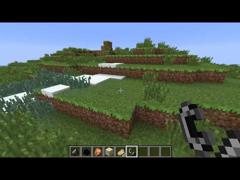 Minecraft | Para que sirve la GRAVA y el FLINT en MINECRAFT