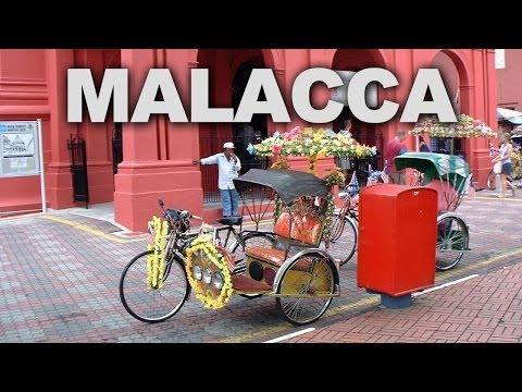 Malacca, a Vibrant Malay City with a Unique Historical Background