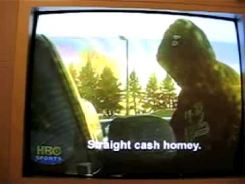 Randy Moss Straight Cash Homey Video