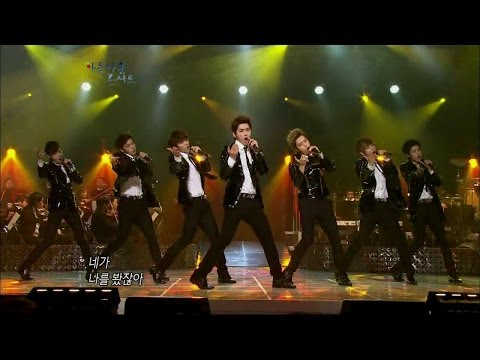 【TVPP】INFINITE - Be Mine, 인피니트 - 내꺼하자 @ Beautiful Concert Live