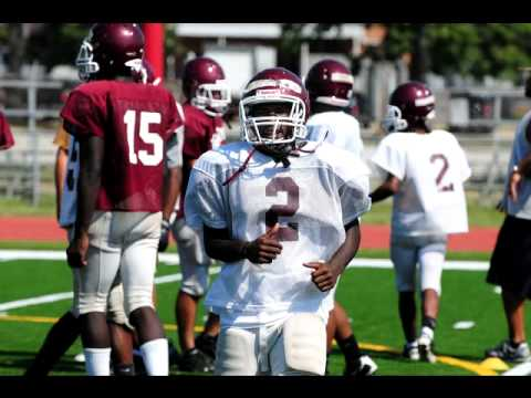 2012 Bridgeton High School football preview podcast