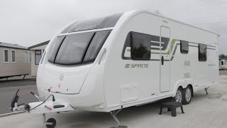 The Practical Caravan 2016 Sprite Quattro EW review
