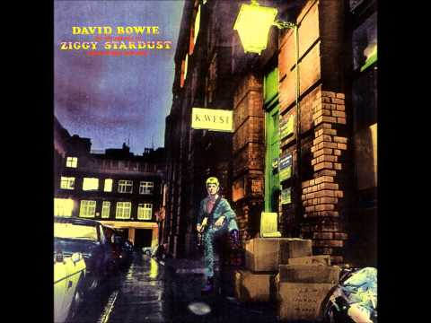 David Bowie - Five Years (HD)