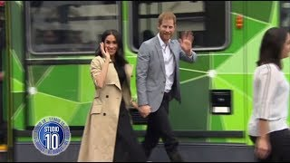 Prince Harry & Meghan Markle's Royal Tour Highlights | Studio 10