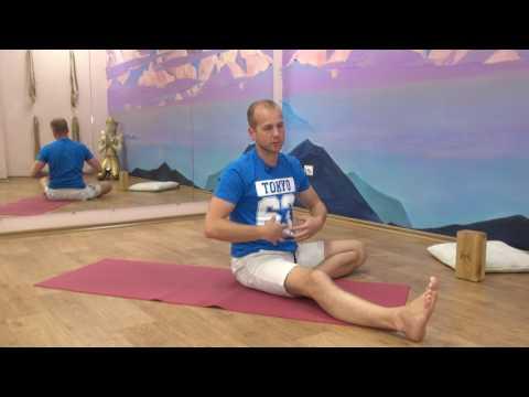 Йога в городе: растворяем стресс