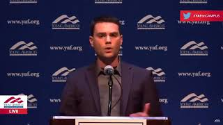Ben Shapiro Vs Antifa