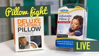 Travel Pillow Smackdown Live
