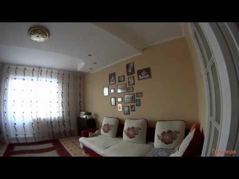 Трехкомнатная квартира в Красноярске