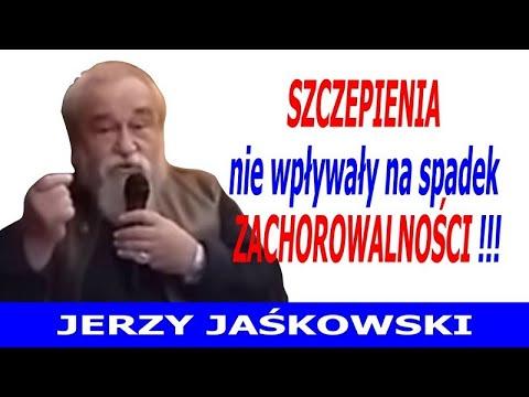 Szczepienia Nie Wpływały Na Spadek Zachorowalność! Dr Jerzy Jaśkowski