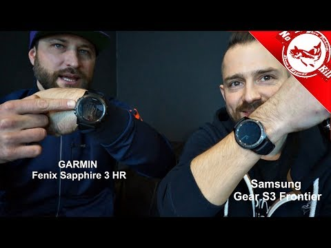 Wędkarski Smartwatch - po co wędkarzowi zegarek I Garmin Fenix Sapphire 3 HR I Samsung Gear