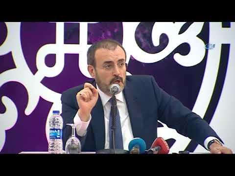 """Mahir Ünal: """"Dünyada şuan en güvenli yer Türkiye"""""""
